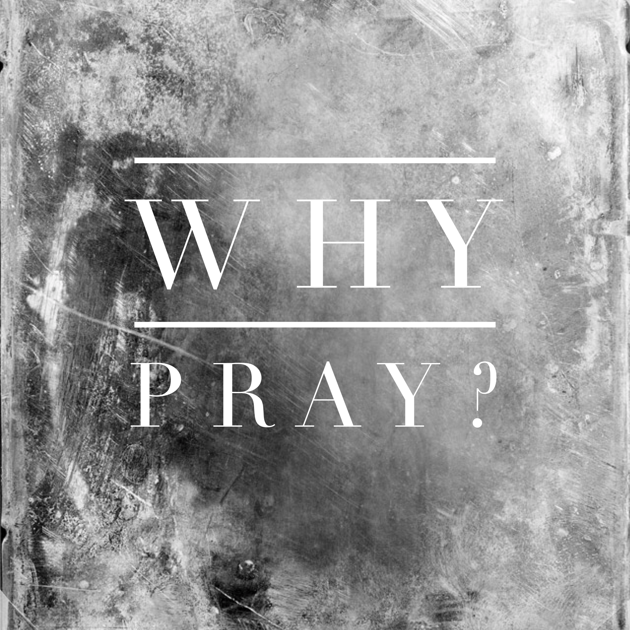 Why Pray for Missionaries? (Part One)